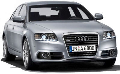 Présentation de la nouvelle Audi A6 de 2009. Une mise à jour complète intégrant les derniers codes stylistiques de la marque allemande.